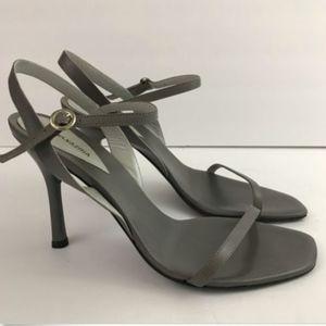 BCBG Max Azria Women's Sandals Ankle Strap Heels